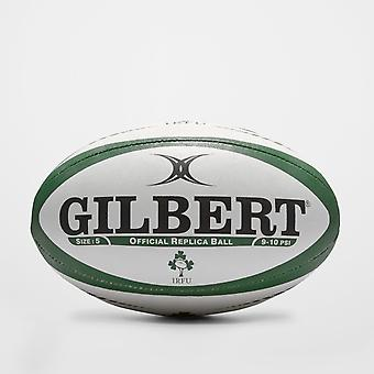 Gilbert Ireland Replica Rugby Ball
