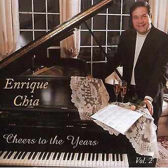 Enrique Chia - farvel til år 2 [CD] USA importen