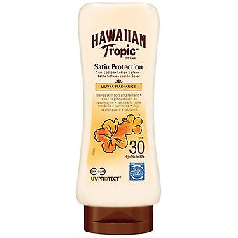 Hawaiian Tropic Satin Radiance Ultra Protection Cream Spf30 180 Ml