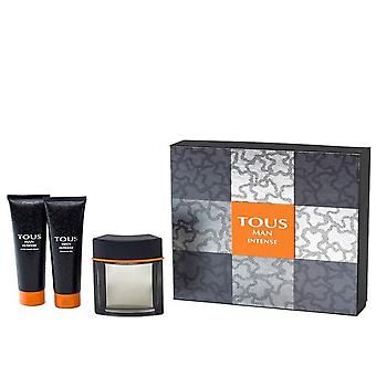 Tous Intense Man Pack 3 Pieces (Man , Perfumes , Gift Wraps)