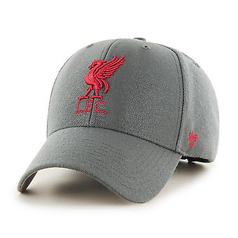 47 fire relaxed fit Cap - charcoal MVP FC Liverpool