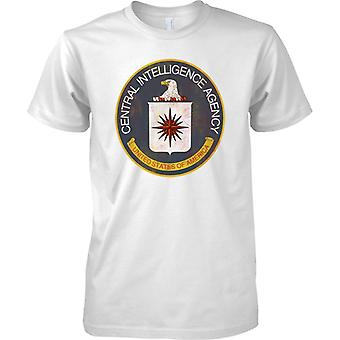 Central Intelligence Agency - CIA - US Spy Agency - Cool - Mens T Shirt