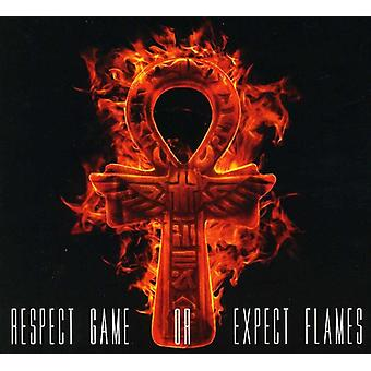 Casual - Respect Game or Expect Flames [CD] USA import
