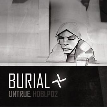 Untrue by Burial