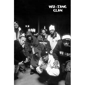 Wu-Tang Clan Poster Poster Print