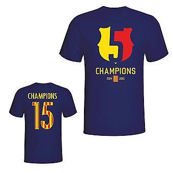 Барселона 2015 чемпионов тройник (ВМФ)