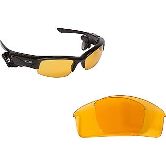 80af4d8e811 Thump Pro Replacement Lenses Hi Intensity Yellow by SEEK fits OAKLEY  Sunglasses