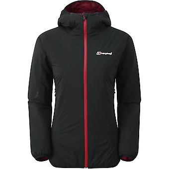 Berghaus vrouwen Reversa jas - zwart/rood