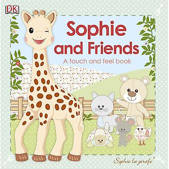 Vulli Sophie The Giraffe Sophie and Friends Touch And Feel Book