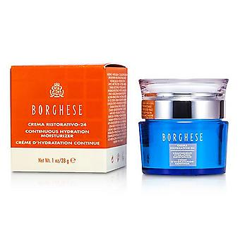 Borghese By Borghese Crema Ristorativo- 24 Continuous Hydration Moisturizer --28G/1Oz