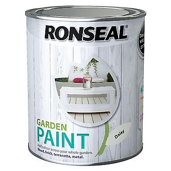Ronseal RSLGPD25L 2.5 litros jardín pintura - Margarita