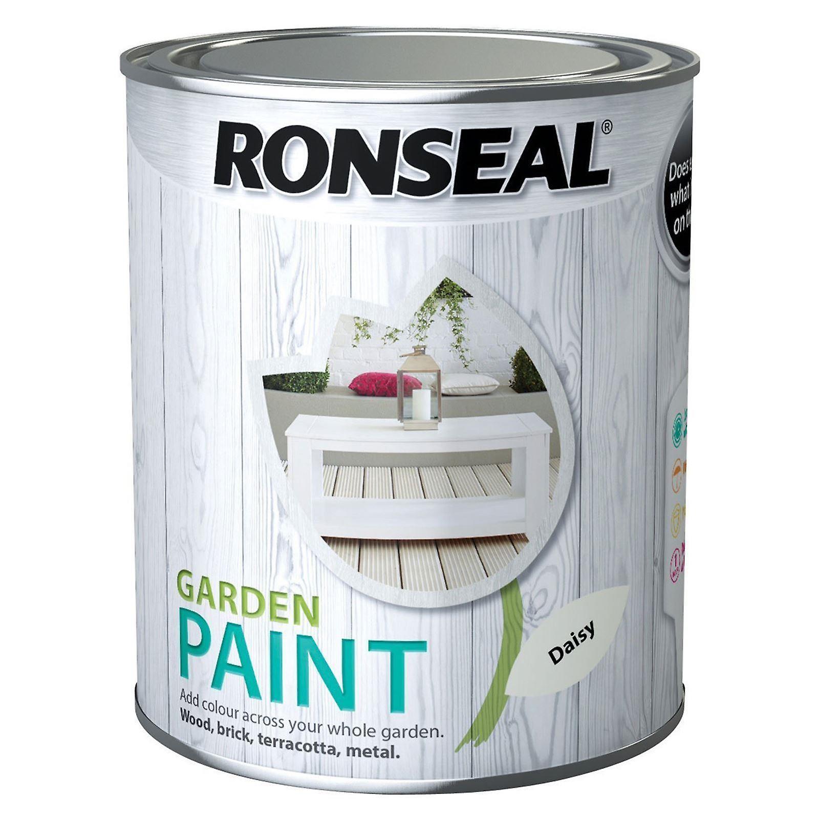 Ronseal RSLGPD25L 2,5 litro giardino vernice - Daisy