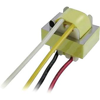 Audio transformer Impedance: 200 Ω Primary voltage: 1.2 V NTE1 N