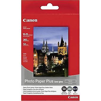 Photo paper Canon Photo Paper Plus Semi-gloss SG-201 1686B015 10