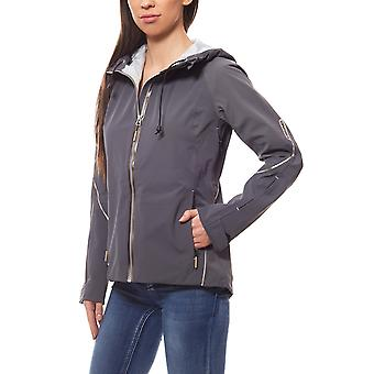 HEAD Louise ladies ski jacket grey