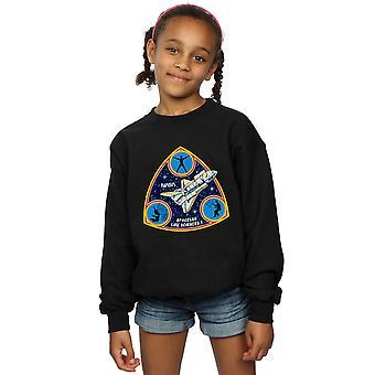 NASA meisjes klassieke Spacelab Life Science Sweatshirt