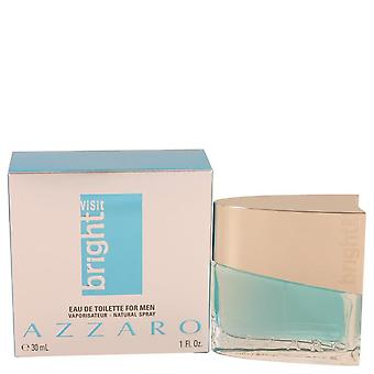 Azzaro Bright Visit Eau De Toilette Spray By Azzaro