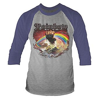 RAINBOW RISING DISTRESSED (TOUR 2017) long sleeve t-shirt