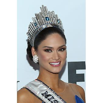 Pia Alonzo Wurtzbach Miss Universe 2015 In The Press Room For 2015 Miss Universe Pageant - Press Room Planet Hollywood Resort & Casino Las Vegas Nv December 20 2015 Photo By James AtoaEverett Collecti