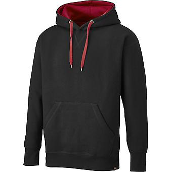 Dickies Mens Two Tone Polyester Durable Workwear Safety Hoodie Sweater