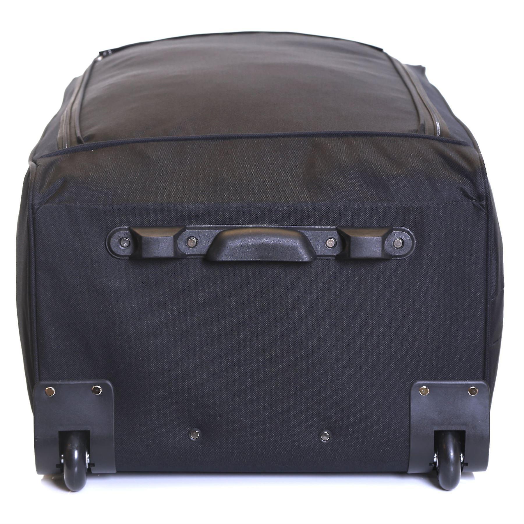 Karabar Alvik Large 28 Inch Suitcase, Black