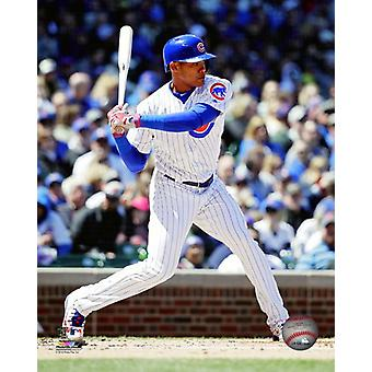 Addison Russell 2018 akcji Photo Print