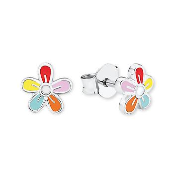 Princess Lillifee children earrings flower colorful 2019685