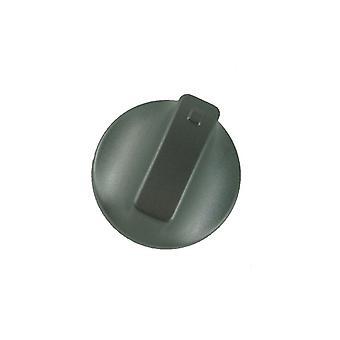 Knob Gas Silver V27