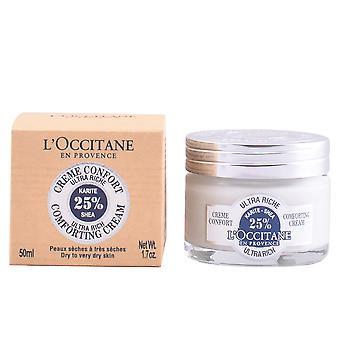 L´Occitane Shea Butter Shea Ultra Rich Face Cream 50 Ml Unisex