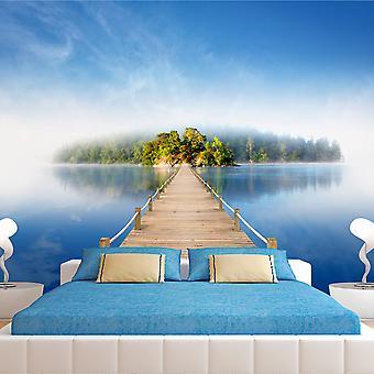 Fototapete - Geheimnisvollen Insel