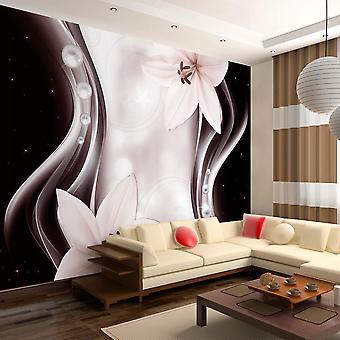 Behang - rand van abstractie
