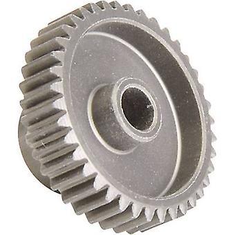 Spare part Team C TC1235 64dp 35-tooth aluminium sprocket