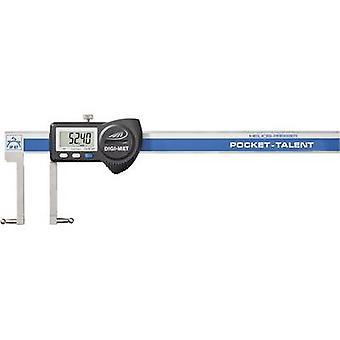 HELIOS PREISSER DIGI-MET 1226932 Digital caliper 150 mm IP67