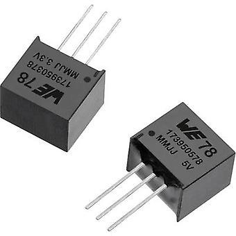 Würth Elektronik WPMDL950005 DC/DC converter (SMD) 5 Vdc 0.5 A No. of outputs: 1 x