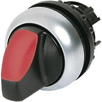 Pushbutton Black, Red Eaton M22-WRLK-R 1 pc(s)