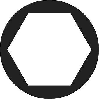TOOLCRAFT 812845 Hexagonal nuts M4 DIN 934 Brass 100 pc(s)