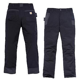 Carhartt mens pants steel double front