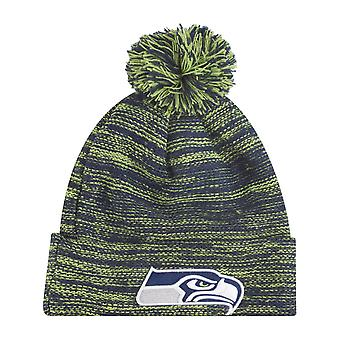 New era kids winter Hat Beanie - MARL Seattle Seahawks