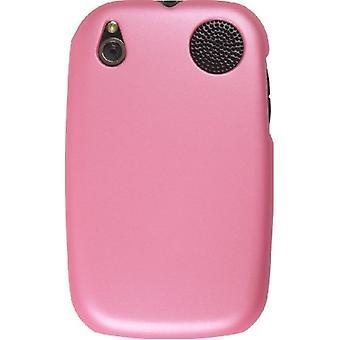 Trådlösa lösningar färg klicka på fall för Palm Pre, Pre Plus - ljus rosa