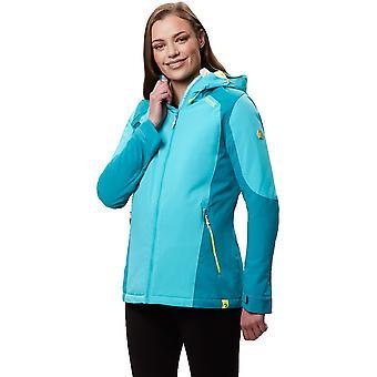 Regatta Womens/Ladies Corvelle Waterproof Polyester Hooded Jacket