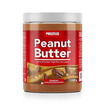PROZIS - Caramelised Pecan Peanut Butter 1000 g - nutritious snack