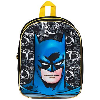 Batman Backpack Junior 3D Motif satchel 31x27x10cm