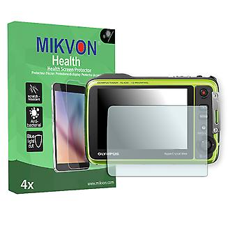Olympus TG-620 Screen Protector - Mikvon Health (Retail Package with accessories)