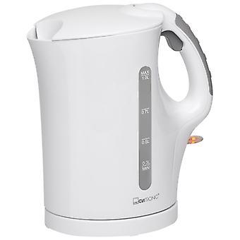 Clatronic bouilloire 1 litre WK 3462 blanc