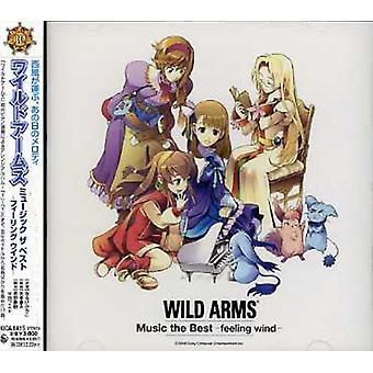 Forskellige kunstnere - Wild Arms musik Best-Feeling Wil [CD] USA importen