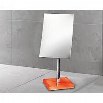 Egon Rainbow Forstørrelsesglas tabel spejl Orange RA2018 67