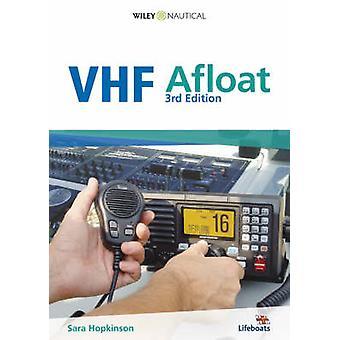 VHF Afloat by Sara Hopkinson - 9780470758588 Book