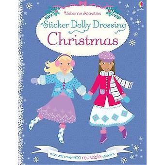 Sticker Dolly Dressing Christmas (New edition) by Leonie Pratt - Stel