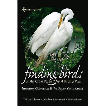 Att hitta fåglar på den fantastiska Texas kustområdena fågelskådning Trail - Houston - Gal