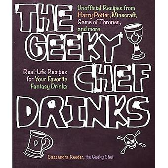 The Geeky Chef Drinks - Unofficial Drink and Cocktail Recipes from Gam